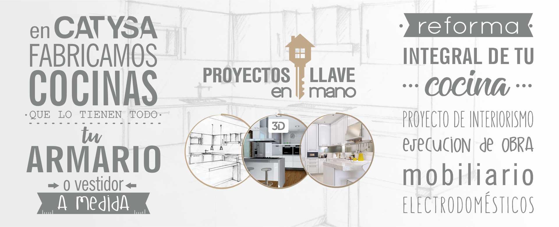 Tienda de cocinas en Córdoba | Cocinas Catysa